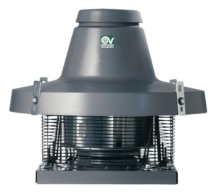 Крышный центробежный вентилятор TRT 30 ED 4P