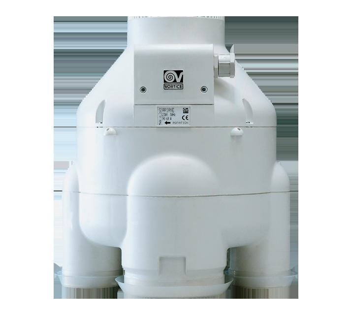 Многозональные вентиляторы серии VMC ARIANT