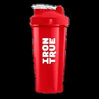 IronTrue - Шейкер 700мл. Красный
