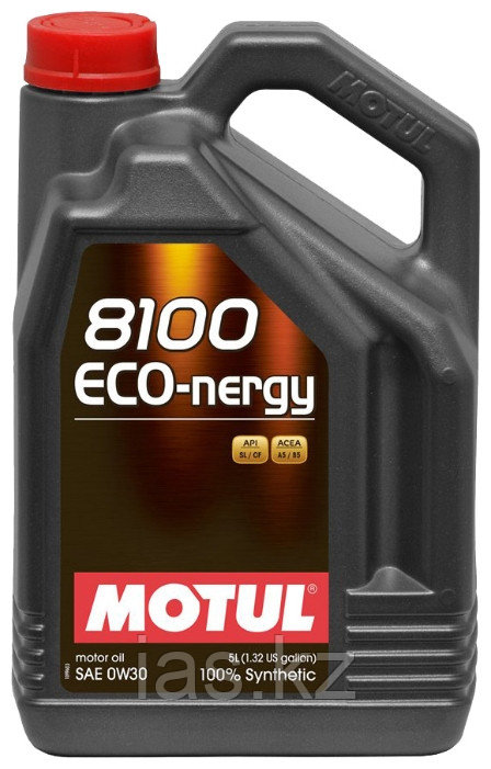 Моторное масло Motul 8100 Eco-Nergy 0w30 5 литров
