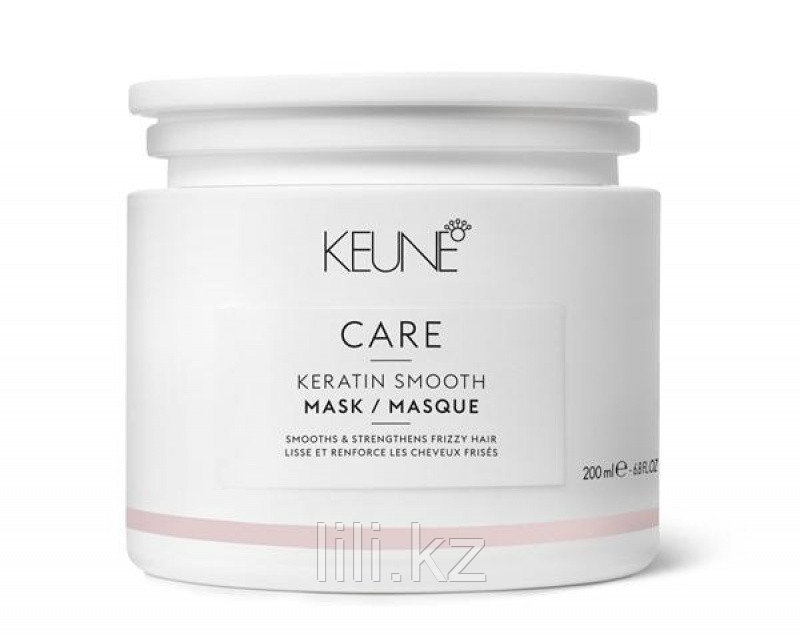 Маска «Кератиновый Комплекс» - Keune Care Keratin Smooth 200 мл.