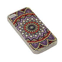 Чехол Fashion Силикон Стразы Samsung Samsung J510, фото 3