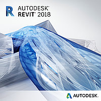 Autodesk Revit 2018 Commercial New Single-user ELD годовая подписка