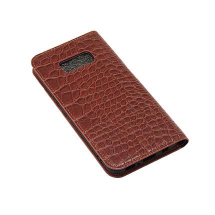 Чехол OCCA Wild Flip кожаный Samsung S8, фото 2