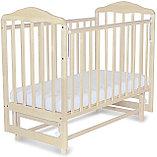СКВ Кровать детская МИТЕНЬКА (маятник поперечный) 164007 орех, фото 4