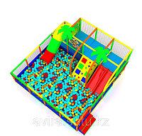 Индивидуальный проект Лабиринт с бассейном, фото 1