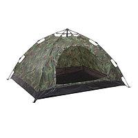 Палатка-автомат 200х150х110 см, цвет милитари