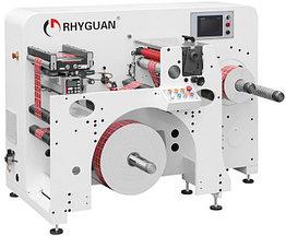 Rhyguan WON 470 - Сервоприводная бобинорезальная машина