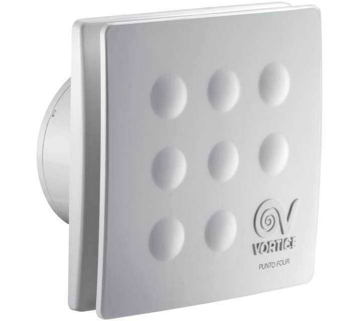 Вентиляторы для вытяжки канальные бесшумные для кухни PUNTO FOUR MFO 100/4 Т