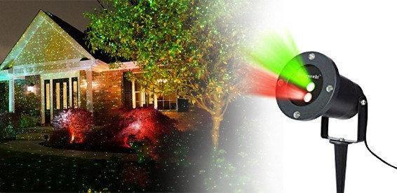 """Лазерный звездный проектор """"Звездопад"""" STAR SHOWER LASER LIGHT PROJECTOR, фото 2"""