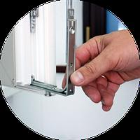 Замена ручек и фурнитуры пластиковых окон и дверей, фото 1