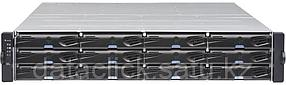 EonStor DS 3000 2U/24bay, High IOPS solutions, Single controller subsystem including 1x6Gb SAS EXP. Ports, 1xh