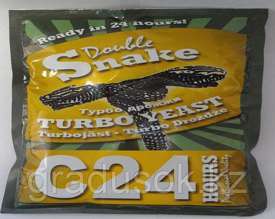 Дрожжи спиртовые  Double Snake С 24, фото 2