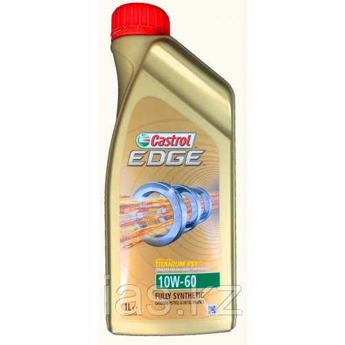 Моторное масло CASTROL EDGE 10W60 1 литр