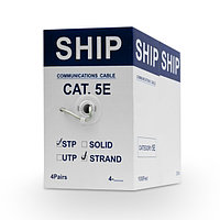 Кабель FTP SHIP Cat 5e PVC