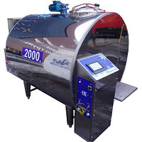 Охладитель молока закрытого типа ОЗ 2000 S\P
