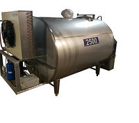 Охладитель молока закрытого типа ОЗ 2500 S\