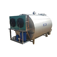 Охладитель молока закрытого типа ОЗ 6000 S\P, фото 1