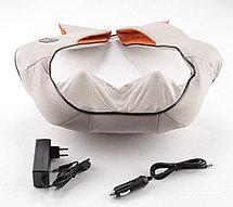 Массажер для шеи и спины роликовый Roller massager, фото 3