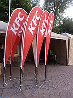 Брендирование  флагов