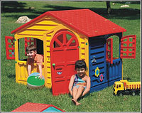 Домик детский игровой пластиковый Marian Plast 360, фото 1