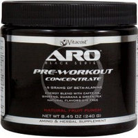 ARO Pre-Workout Concentrate (лимонад / 240 гр / 28 порций)