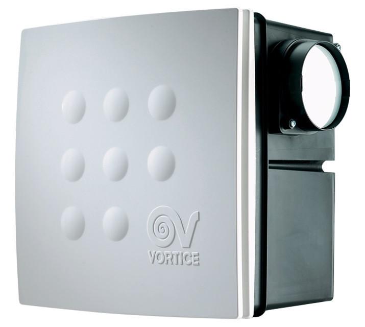 Центробежный вытяжный вентилято QUADRO SUPER I T  с таймером