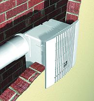 Центробежные вытяжные вентиляторы скрытого исполнения  VORT PRESS 140 LL I, фото 2