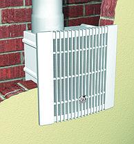 Центробежные вытяжные вентиляторы скрытого исполнения  VORT PRESS 140 LL I, фото 3