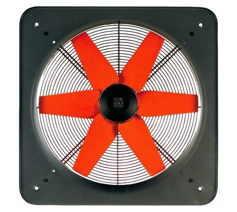 Промышленный вентилятор низкого давления BLACK HUB E 504 M, фото 2