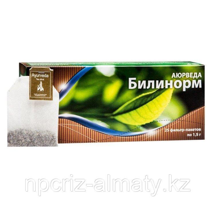 БИЛИНОРМ чай для печени и желчевыводящих путей