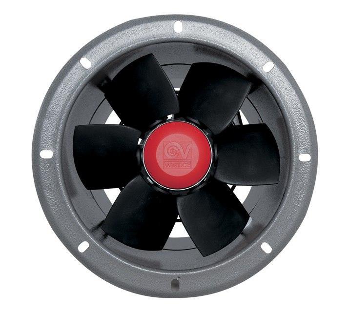 Осевые промышленные вентиляторы среднего давления серии MPС-Е302 Т