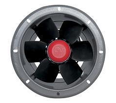 Осевые промышленные вентиляторы среднего давления серии MPС-Е 254 M