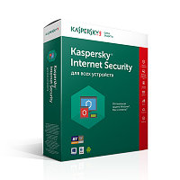 Антивирус Kaspersky Internet Security 2017 (2 ПК / 1 Год)
