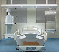 Консоль потолочная прикроватная типа Мост с плечевым блоком мод. TP-ICU-B, фото 1