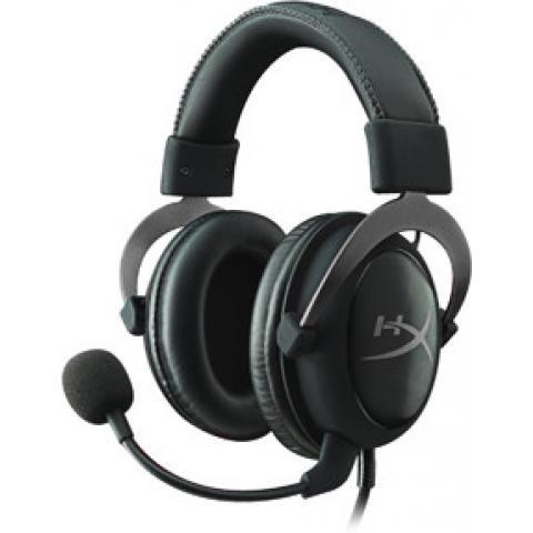 "Наушники-гарнитура Kingston KHX-HSCP-GM Headset, Cloud II - Gum Metal - ТОО ""VyapaarLLC (ВиапарЛЛС)"" в Алматы"