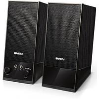Колонки 2.0 SVEN Speakers SPS-604, black