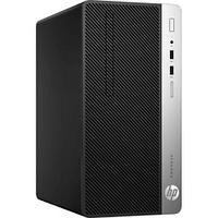 Системный блок HP 400G4MT / BROHE Microtower / i3-7100 / 4GB / 1TB HDD / DOS / DVD-WR / 1yw / kbd / USBmouse