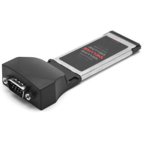 Адаптер Deluxe DLAE-RS Express Card на RS-232 (COM Port)