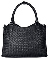 "Сумка для ноутбука ASUS, Leather Woven Carry Bag, up to 12"", black"