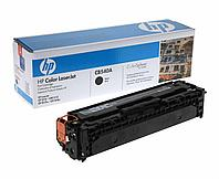 HP CB540A Black Print Cartridge Toner for Color LaserJet CM1312/CP1215/CP1515n/CP1518, up to 2200 pages. ;