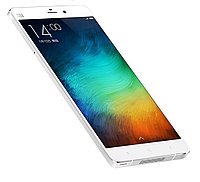 Смартфон Xiaomi Mi Note 5.7'FHD/LTE/Duos/QS 801 Quad/16GB/3GB/13+4MP/3000mAh/Android 5/White /