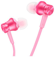 Earphones Xiaomi In-Earphones (Pink), вкладыши, TRS 3.5mm /