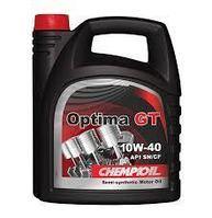 Моторное масло CHEMPIOIL Optima GT 10W40 5 литра