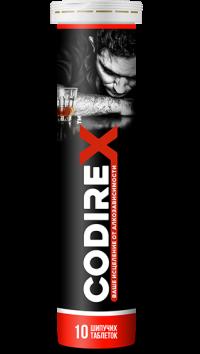 Codirex (Кодирекс) - средство от алкоголизма