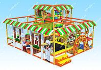 """Детский лабиринт-лазалка """"Pizza House"""""""