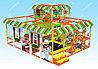 """Детский игровой лабиринт """"Pizza House"""""""