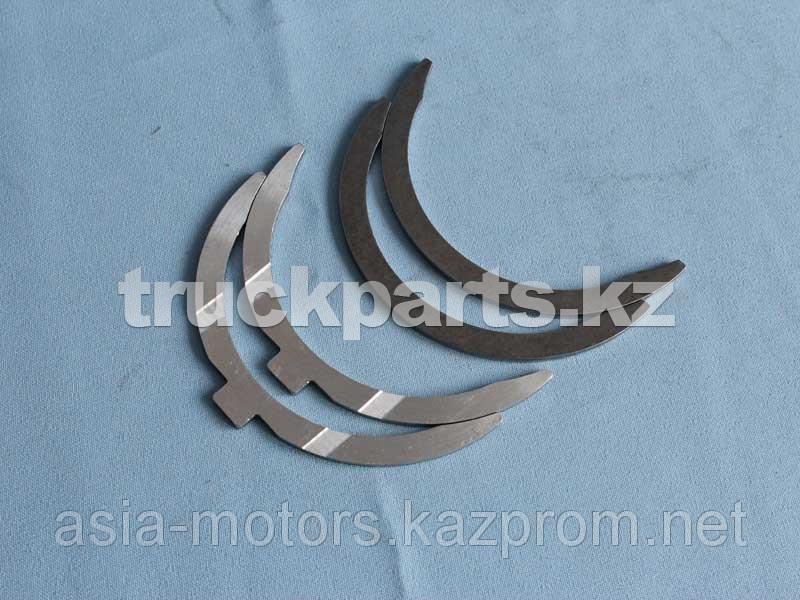 Полукольца упорные коленвала STD 498 ДВС CA4D32-09 1005086/87-X2