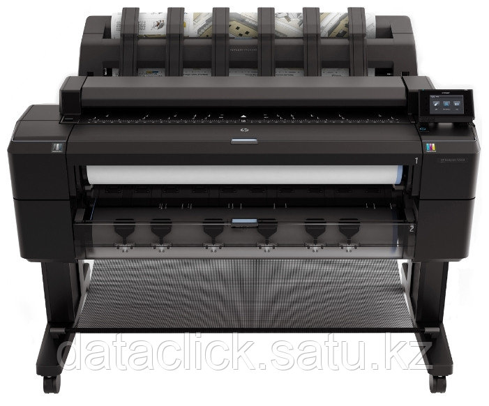 "Плоттер HP CR358A Designjet T2500 eMFP (36""/914мм/A0) 6 ink color ePrinter/Scanner/Copier, 2400x1200 dpi, 120"