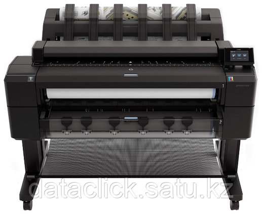 "Плоттер HP CR358A Designjet T2500 eMFP (36""/914мм/A0) 6 ink color ePrinter/Scanner/Copier, 2400x1200 dpi, 120 , фото 2"